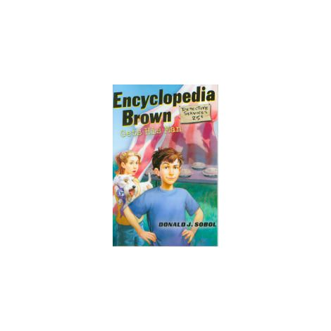 Encyclopedia Brown: Everyone's Favorite Boy Detective, Gets His Man