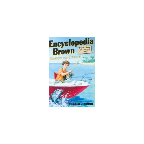 Encyclopedia Brown: Everyone's Favorite Boy Detective, Keeps the Peace