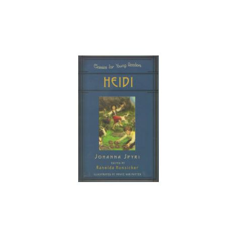 Heidi - Classics for Young Readers