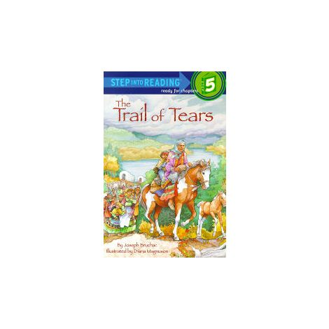 Trail of Tears - Step Into Reading, Step 5
