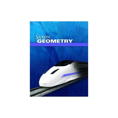 Saxon Geometry Student Edition