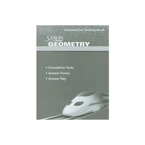 Saxon Geometry Homeschool Solutions Manual