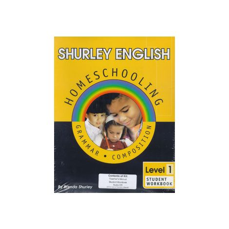 Shurley English Level 1 Homeschooling Kit