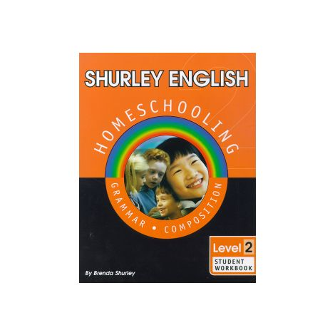 Shurley English Level 2 Homeschooling Kit