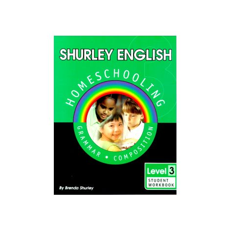 Shurley English Level 3 Homeschooling Kit