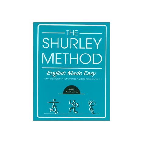 Shurley English Level 7 Homeschooling Kit