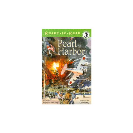 Pearl Harbor: Ready to Read