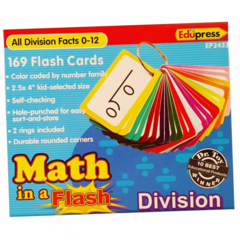 Math in a Flash - Division