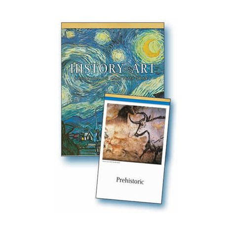 Art History - Grammar 2-6 - Live Course Kit