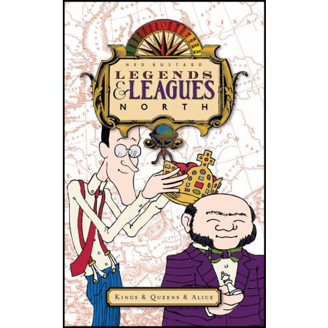 Legends & Leagues North Storybook (eBook)