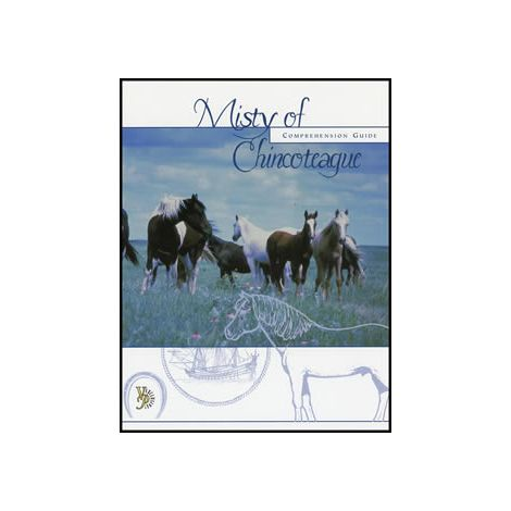 Misty of Chincoteague Comprehension Guide (eBook)