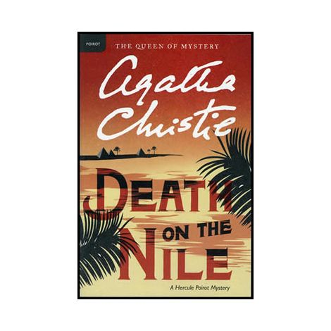 Cover: Death on the Nile: A Hercule Poirot Mystery