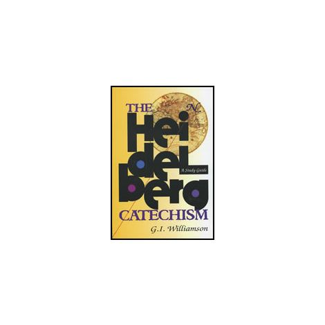 The Heidelberg Catechism: A Study Guide (5S)