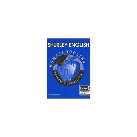 Shurley Level 4 Practice Booklet