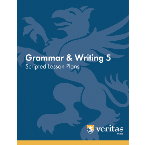 Grammar 5 - Lesson Plans