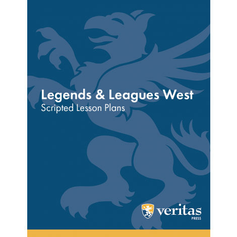 Geography - Legends & Leagues West - Lesson Plans