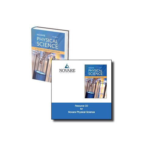 Novare Physical Science Resource CD