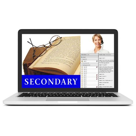 Omnibus I Secondary - Live Online Course