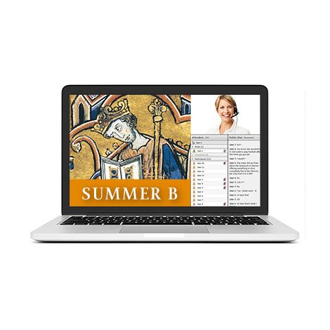Omnibus III Secondary - Summer B - Live Online Course