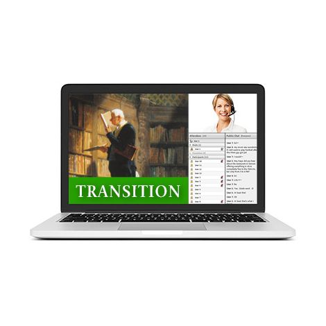 Literature Transition - Live Online Course
