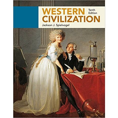 Western Civilization, 10th Ed.