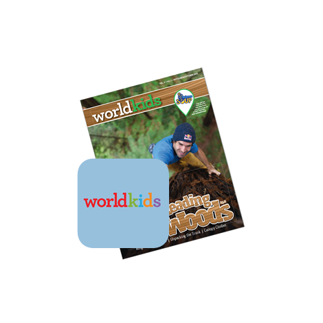 WORLDkids Magazine Annual Membership