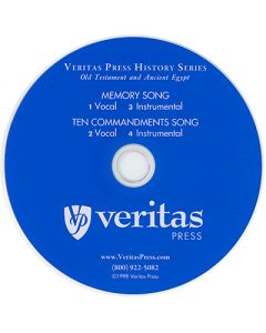 Old Testament & Ancient Egypt Memory Song CD