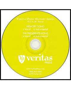 1815 to Present Memory Song CD