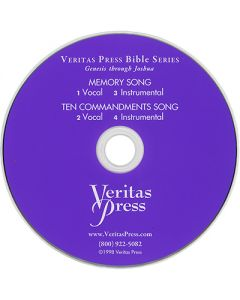 Judges to Kings Memory Song CD