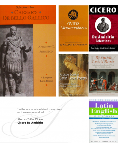 Latin Readings: Classical Authors - Live Course Kit