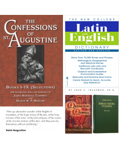 Latin Readings: Christian Authors - Live Course Kit