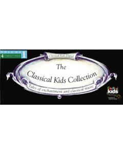Classical Kids Vol 1 CDs