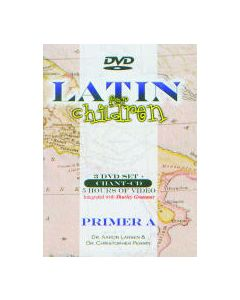 Latin for Children A DVDs and CD