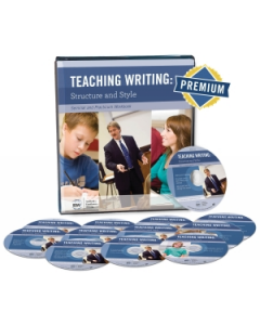 Teaching Writing, Structure, and Style Full Program with DVDs