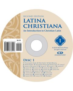 Latina Christiana Lvl1 CD