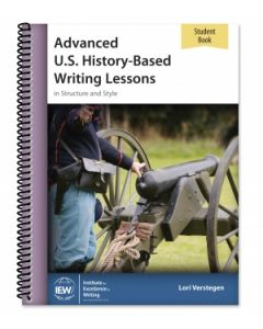 U. S. History-based Writing Lessons: Volume 2 - Civil War Era to the Present Day