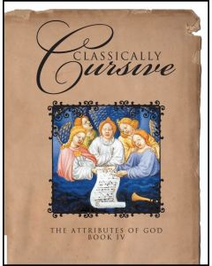 Classically Cursive Attributes of God (eBook)
