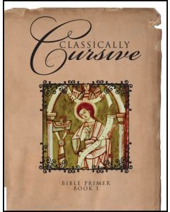 Classically Cursive Bible Primer