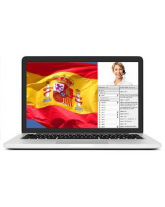 Spanish II - Live Online Course